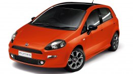 UK - Fiat Punto gets updated with a new Sporting variant