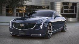 Cadillac unveils futuristic Elmiraj Concept