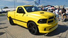 USA - Ram Rumble Bee Concept breaks cover at Woodward Dream Cruise