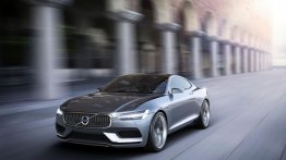 Volvo unveils the SPA-based Concept Coupe