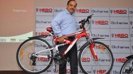 "Hero Cycles inaugurates ""all-aluminium"" bicycle plant at Ghaziabad"