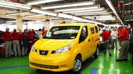 Nissan's Taxi of Tomorrow is in trouble today