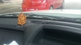 Spied - Opel Corsa continues testing in India