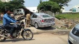 Spied - BMW 3 Series GT spotted testing in India