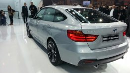 Report - Locally assembled BMW 3 Series GT to launch in India in early 2014