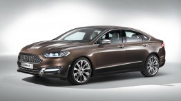Ford Mondeo Vignale Concept to make its debut at Frankfurt