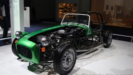 Frankfurt Live - Caterham Seven 165 tempts you with an entry-level price tag