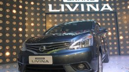Malaysia - Nissan launches facelifted Grand Livina MPV