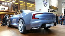 Report - Volvo may produce limited numbers of Concept Coupe thanks to positive press