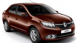 Brazil - Locally made Renault Logan revealed; Complete details inside