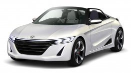Japan - Honda reveals S660 concept ahead of the Tokyo Motor Show