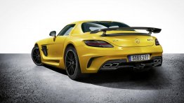 Is it end of the road for the Mercedes SLS AMG?