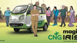 Tata Magic Iris CNG variant to launch soon