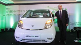 Tata Nano CNG emax launched at 2.52 lakhs