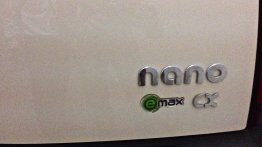 IAB Exclusive - Tata Nano emax CNG to launch on October 8th in two variants; Images inside
