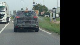 Europe - Next gen Renault Espace begins testing