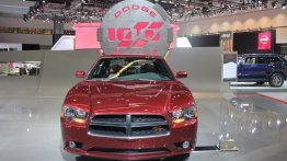 LA Live - 2014 Dodge Charger & Challenger 100th Anniversary Editions
