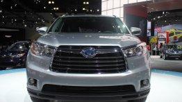 LA Live - 2014 Toyota Highlander Hybrid