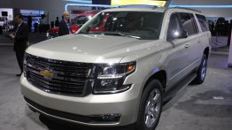 Report - GM beefs up security on SUVs, to offer special security package
