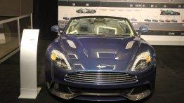 LA Live - Aston Martin Vanquish Volante Neiman Marcus Edition