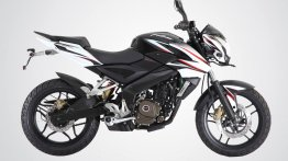 Bajaj Pulsar 200NS gets 2 new dual-tone colors