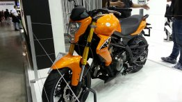 EICMA Live - Benelli BN302, BN600GT revealed