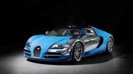 Bugatti Veyron Legend Meo Costantini introduced at Dubai Motor Show