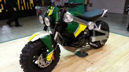 EICMA Live - Caterham announces motorcycle division, showcases three concepts