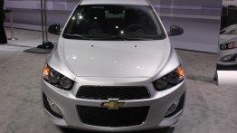 LA Live - Chevrolet Sonic sedan RS & Sonic Dusk