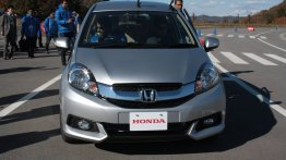 Indonesia - Honda Mobilio continues parading around main metros