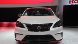 LA Live - Nissan Sentra Nismo Concept