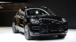 Porsche Macan makes a surprise visit to the Tokyo Motor Show