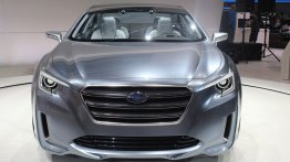 LA Live - Subaru Legacy Concept