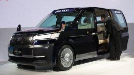 2013 Tokyo Motor Show Live - Toyota JPN Taxi Concept