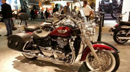 EICMA Live - New Triumph Thunderbird LT, Thunderbird Commander showcased