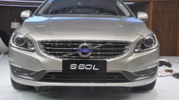 IAB Report - Volvo S60L showcased at 2013 Guangzhou Motor Show