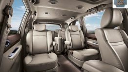 Korea - 9-seater Ssangyong Rodius (Korando Turismo) luxury variant launched
