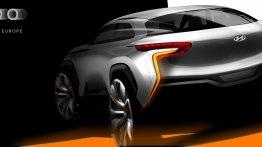 Hyundai teases Intrado SUV concept ahead of its Geneva Motor Show reveal