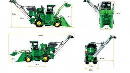 John Deere launches designed-for-India sugarcane harvester