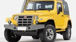 Brazil - Ford reveals 2014 Troller T4