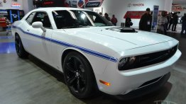 NAIAS Live - 2014 Dodge Challenger Mopar showcased again