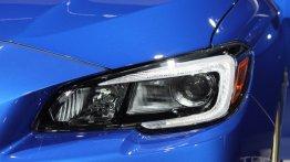 NAIAS Live: 2015 Subaru WRX STi unveiled