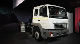 BharatBenz enters Nepal with seven new trucks - IAB Report