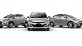 Brazil -  2014 Hyundai HB20 series launched
