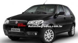 Brazil - Novo Fiat Palio Fire facelift gets new interiors, price cut