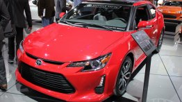 NAIAS Live: Scion Monogram Series tC unveiled