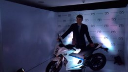 IAB Report - Terra Kiwami e-superbike unveiled in India, priced at Rs 18 lakh