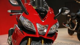 Auto Expo Live - Aprilia RSV4 R ABS showcased
