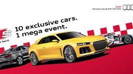 IAB Report - Audi India to showcase Sport Quattro Concept at Auto Expo