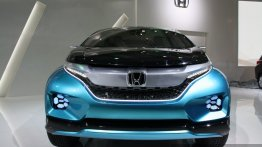 Auto Expo Live - Honda Vision XS-1 makes global debut [Image Gallery updated]